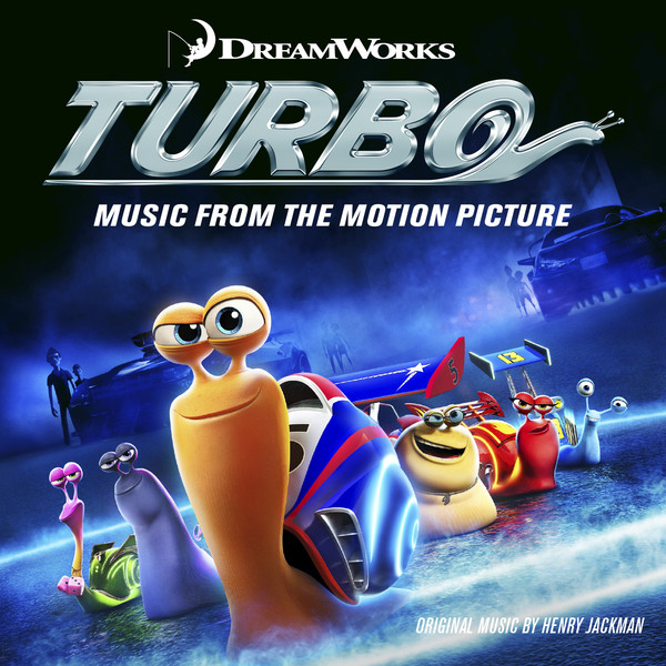 VA - Turbo (Music From the Motion Picture) 2013