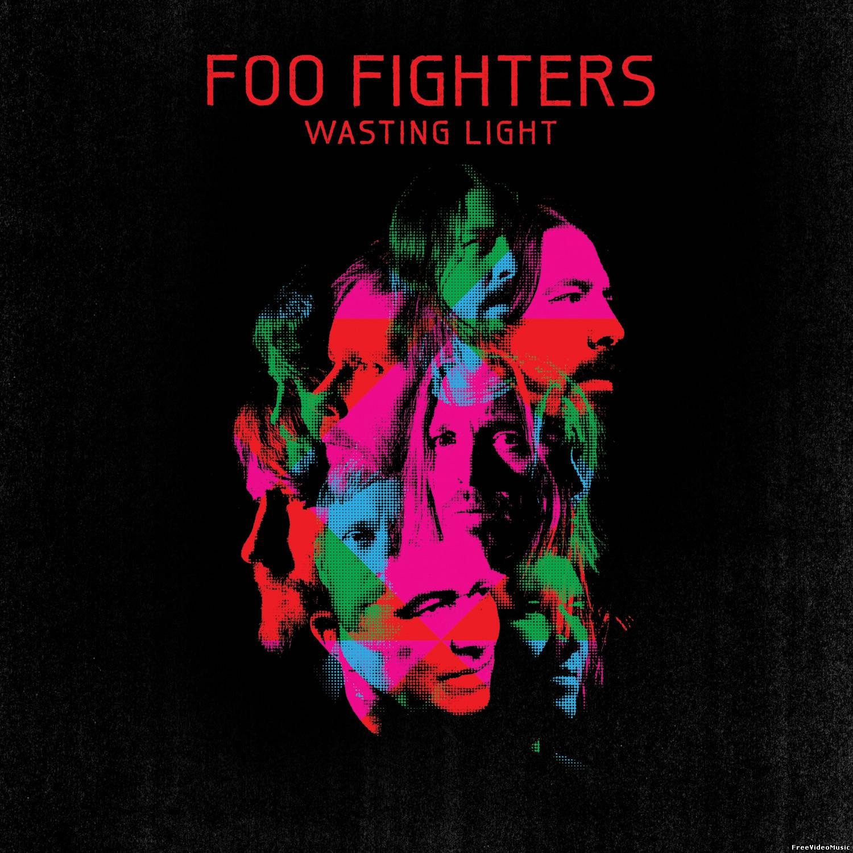 Foo Fighters - Wasting Light (Album) 2011