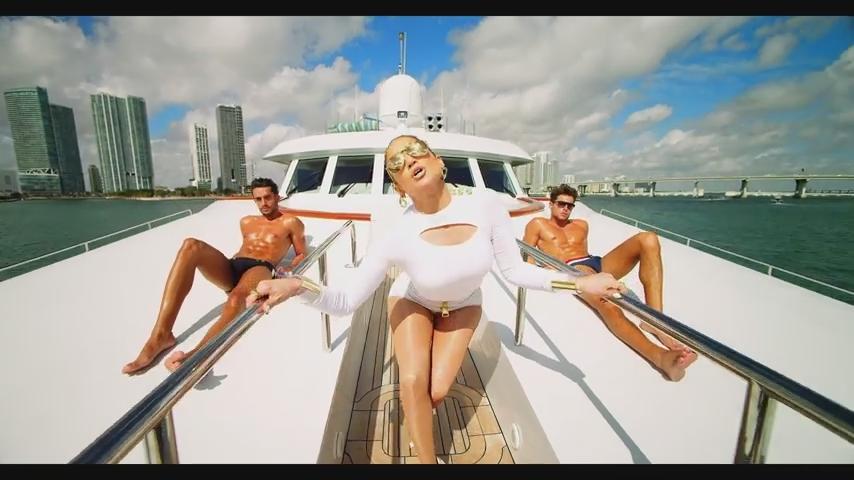 Jennifer Lopez ft. French Montana - I Luh Ya Papi (2014) HD 1080p