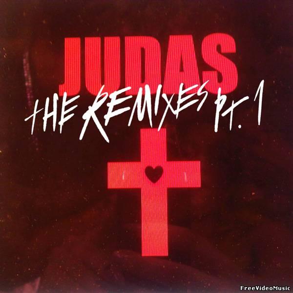 Lady Gaga - Judas (The Remixes, Pt. 1) iTunes 2011