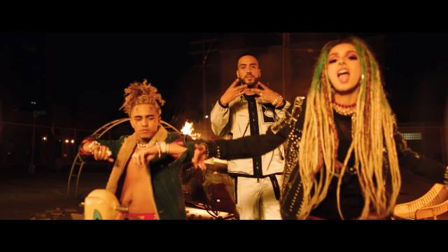 Diplo, French Montana & Lil Pump feat. Zhavia - Welcome To The Party (OST - Deadpool 2) (2018) HD 1080p