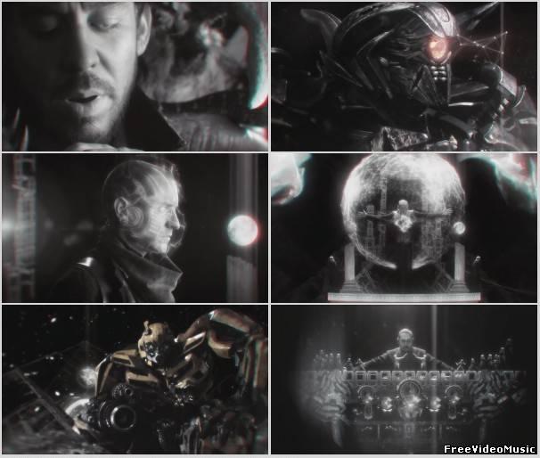 Новый видеоклип группы Linkin Park на трек Iridescent, который
