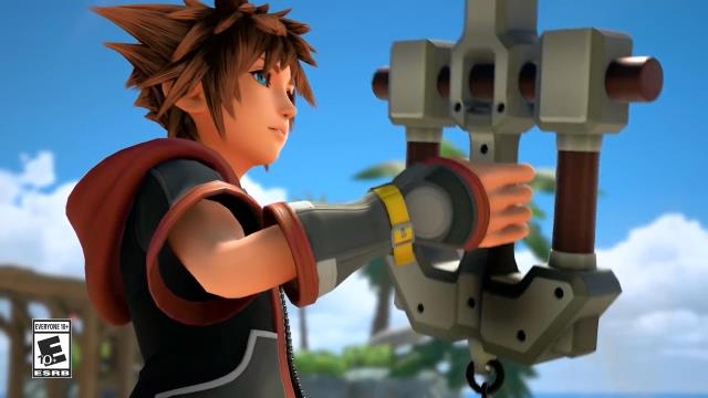 Hikaru Utada & Skrillex - Face My Fears (OST - Kingdom Hearts III) (2019) HD 1080p