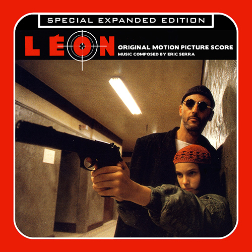 Eric Serra - Leon [Special Expanded Edition] (Score) 2011