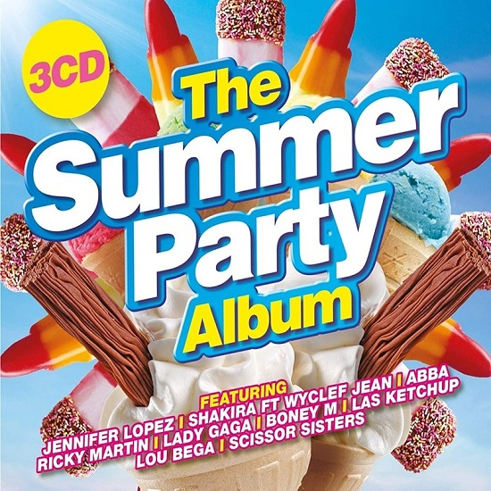 VA - The Summer Party Album (2020)