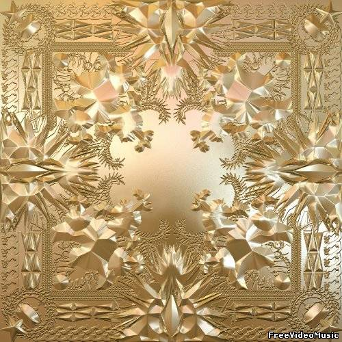 Kanye West & Jay-Z - Watch The Throne (Album Deluxe Edition) (2011)