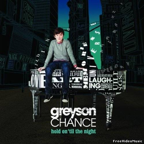 Greyson Chance - Hold On Til the Night (Album Digital Booklet Version) iTunes
