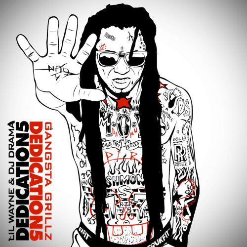 Lil Wayne - Dedication 5 (Mixtape) 2013