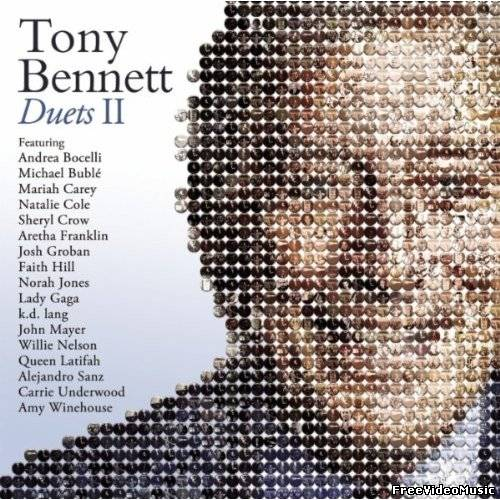 Tony Bennett - Duets II (2011) Album