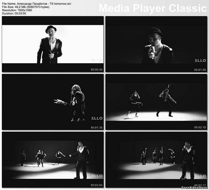 Александр Панайотов - Till tomorrow (2011) HD 1080p