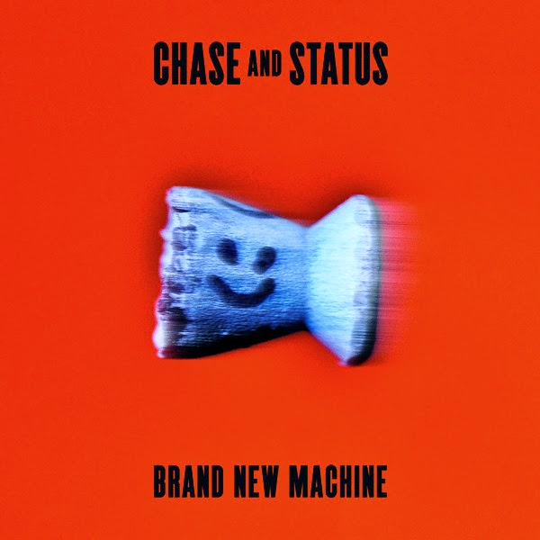 Chase & Status - Brand New Machine (iTunes Deluxe Version) 2013