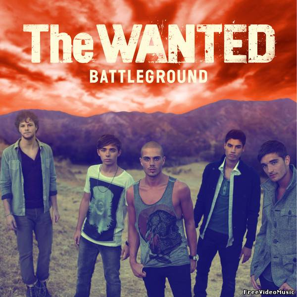 The Wanted - Battleground (2011) Album iTunes