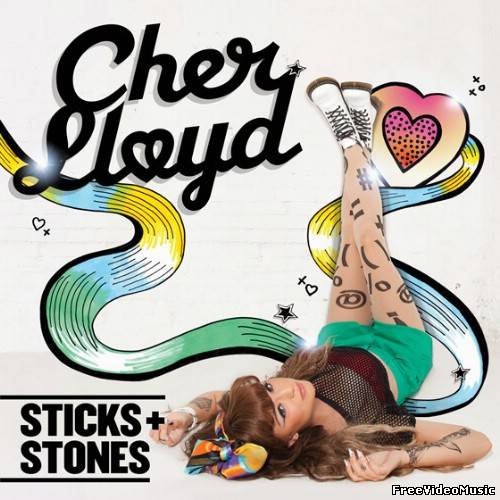 Cher Lloyd - Sticks + Stones (2011) Album