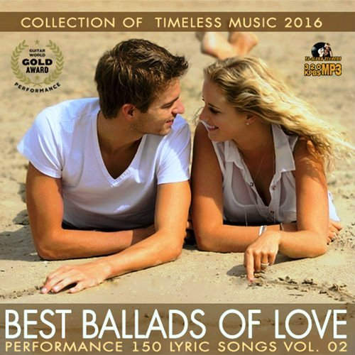 VA - Best Ballads Of Love Vol. 02 (2016)