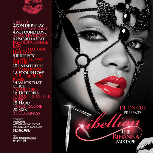 Rihanna - Ribellion (2012) Mixtape