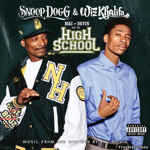 Snoop Dogg & Wiz Khalifa - Mac And Devin Go To High School (Album OST) 2011