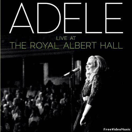 Adele - Live At The Royal Albert Hall (Audio Version) (Album) 2011
