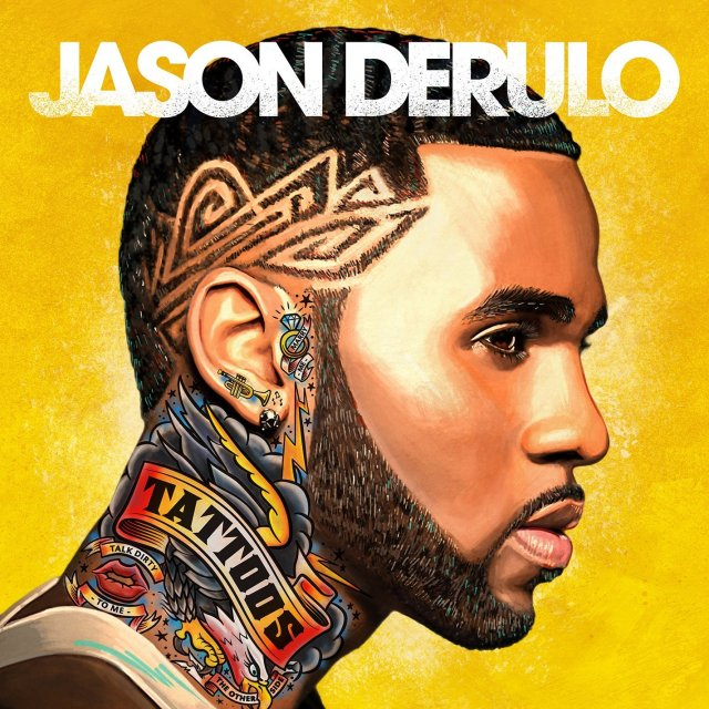 Jason Derulo - Tattoos (2013) Album