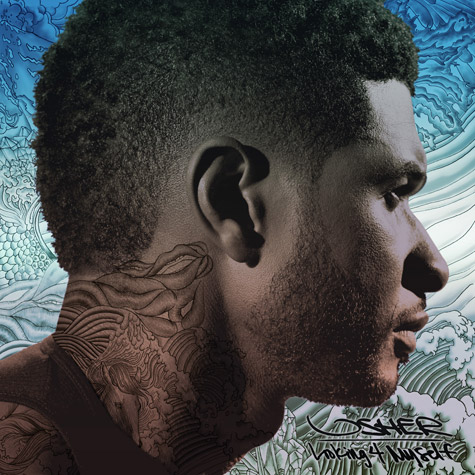 Usher - Looking 4 Myself (2012) Album