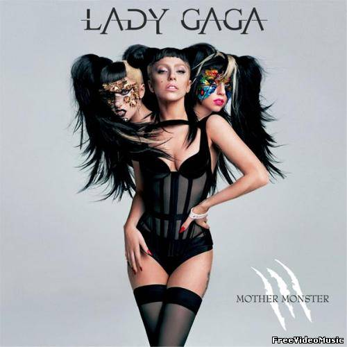 Lady Gaga - Mother Monster (Gabria Music Albums) Fanmade 2012