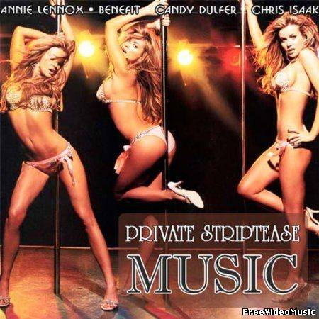 VA - Private Striptease Music (2012)
