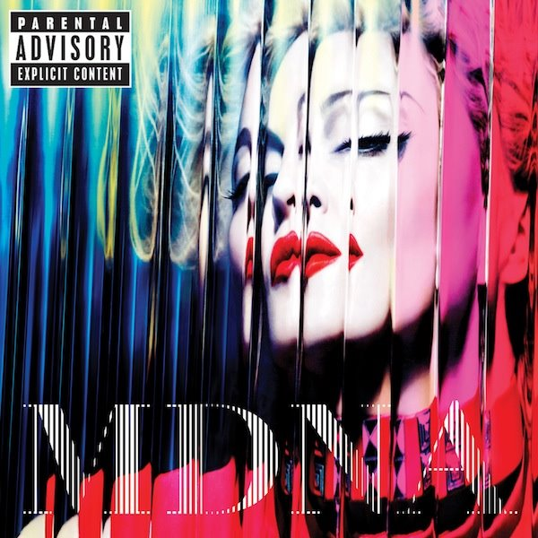 Madonna - MDNA (iTunes Deluxe Edition) 2012