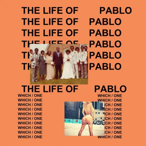 Kanye West - The Life Of Pablo (2016) [Deluxe Edition]