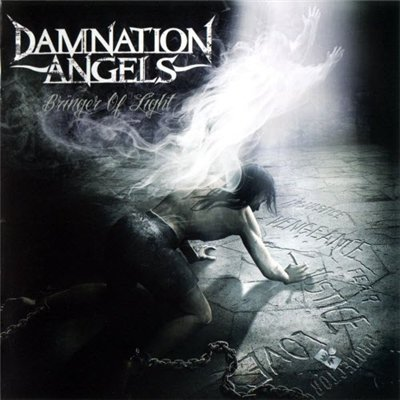 Damnation Angels - Bringer Of Light [Japanese Edition] (2012)