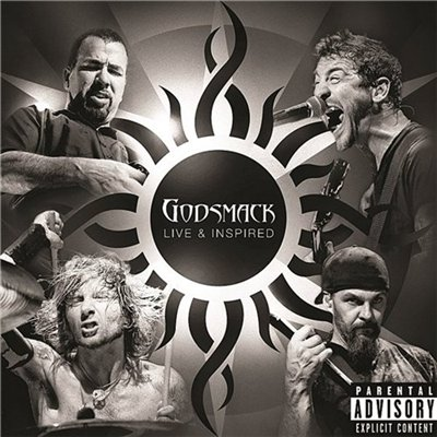 Godsmack - Live and Inspired (2012)