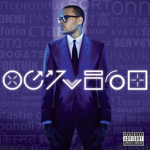 Chris Brown - Fortune (Album DeLuxe Edition) (2012)
