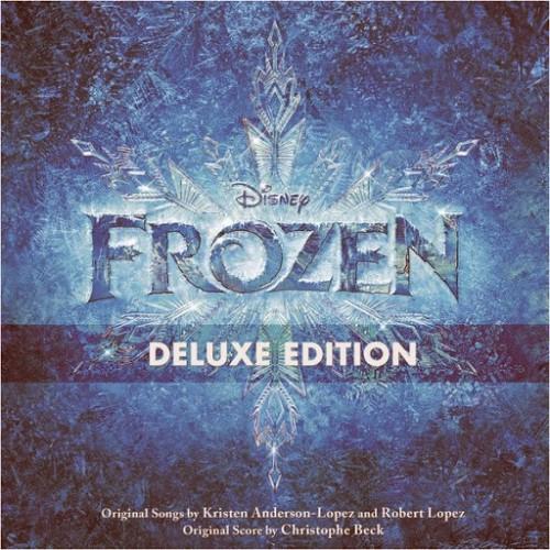 Frozen (Original Motion Picture Soundtrack) Deluxe Version (2013)