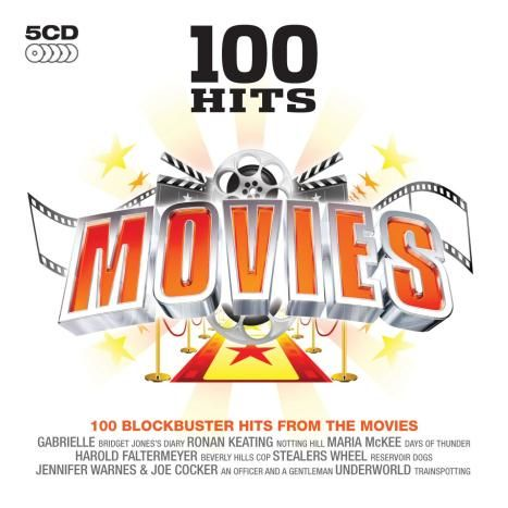 VA - 100 Hits - Movies (5CD) 2009