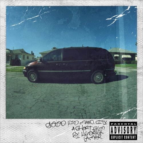 Kendrick Lamar - Good Kid M.A.A.D City (2012)