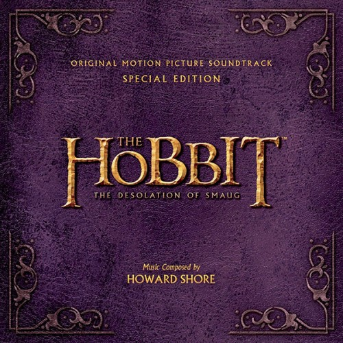 Хоббит: Пустошь Смауга / The Hobbit: The Desolation of Smaug OST (2013) Special Edition