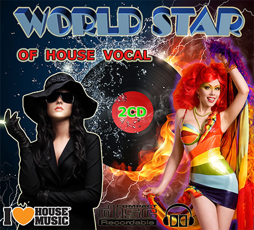 VA - World Star Of House Vocal (2012)