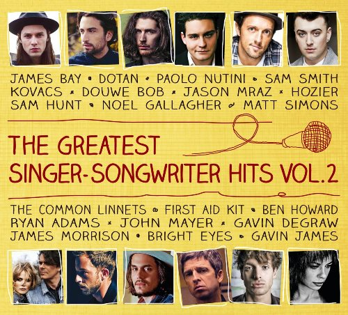 VA - The Greatest Singer-Songwriter Hits (vol. 2) 2015