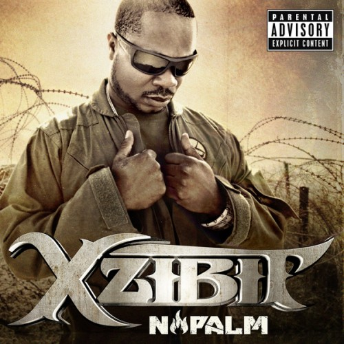 Xzibit - Napalm (iTunes Deluxe Version) 2012