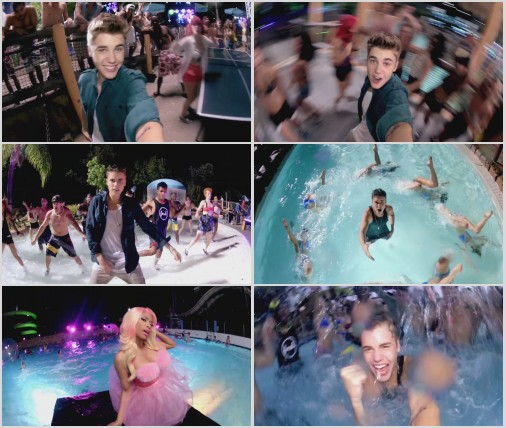 Justin Bieber ft. Nicki Minaj - Beauty And A Beat (2012) HD 1080p