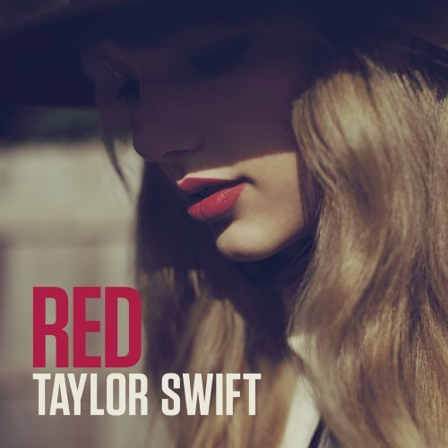 Taylor Swift - Red (2012) Album