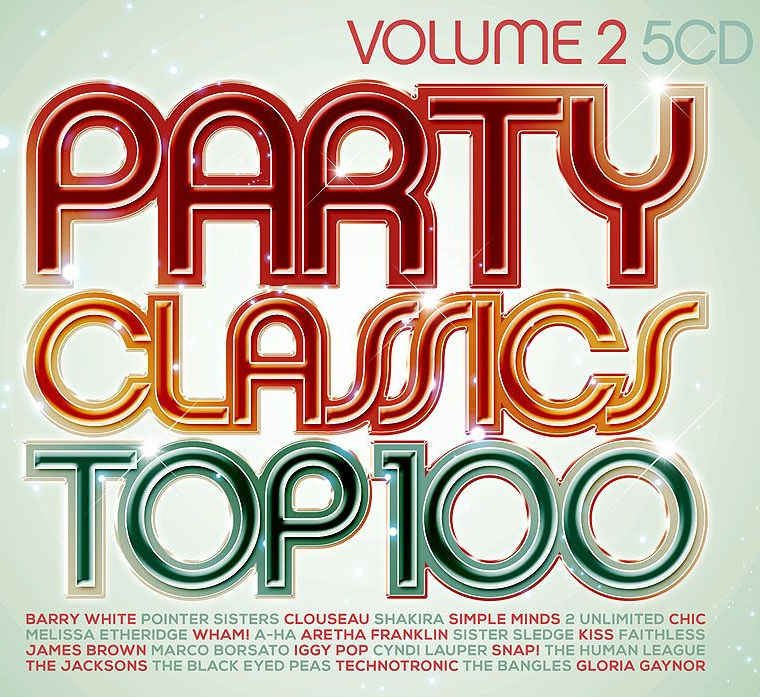 VA - Party Classics Top 100 Volume 2 (2014)