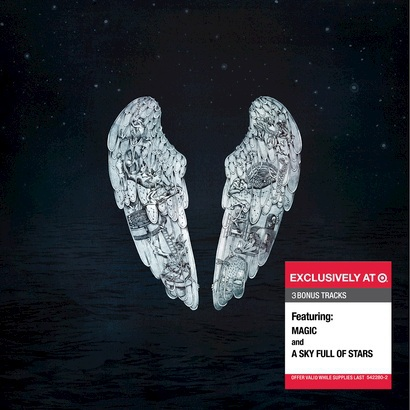 Coldplay - Ghost Stories (Deluxe Edition) 2014