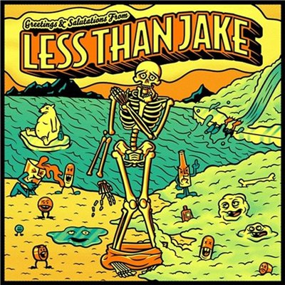 Less Than Jake - Greetings and Salutations (2012)