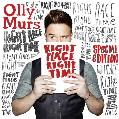 Olly Murs - Right Place Right Time (Deluxe Edition) 2013