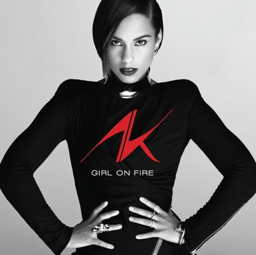 Alicia Keys - Girl On Fire (2012) Album