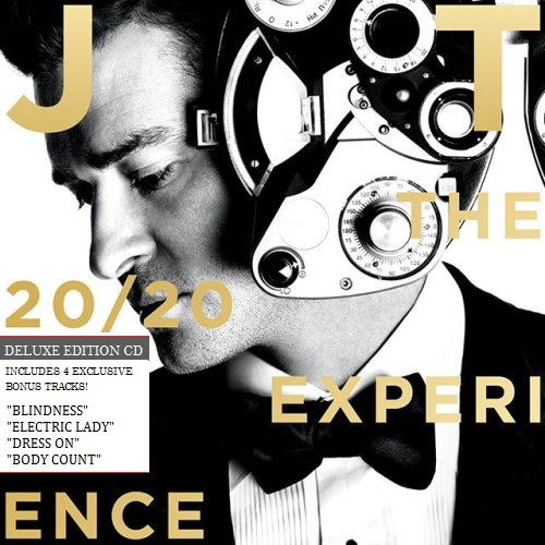 Justin Timberlake - The 20/20 Experience: The Complete Experience [Deluxe Edition] 2013