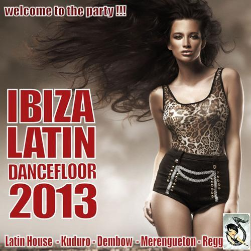 Ibiza Latin Dancefloor 2013 (2012) MP3 Album