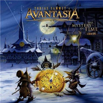 Avantasia - The Mystery Of Time (2013)