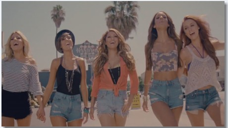 The Saturdays feat. Sean Paul - What About Us (2013) HD 1080p
