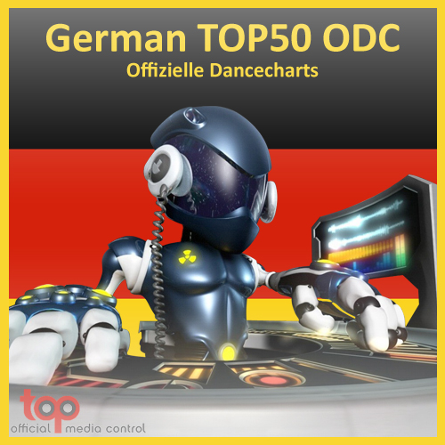 German Top50 Official Dance Charts (12.08.2013)