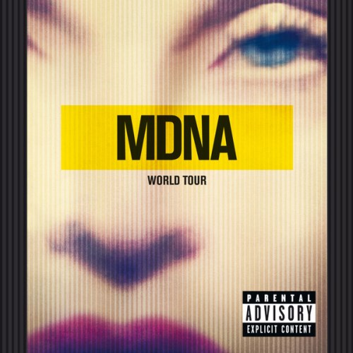 Madonna - MDNA World Tour (Live) 2013 (iTunes)